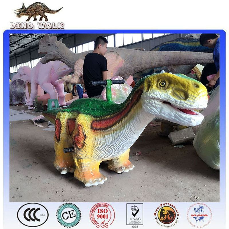 Dino1633 China Amusement Stuffed Animal Rides For Sale