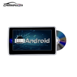 headrest monitor android car dvd player 10.1 inch android tablet pc 3g gps wifi