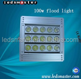 IP68 waterproof 100w led light for replace 500w metal halide light high pressure sodium lamp halogen lamp 5 years warranty