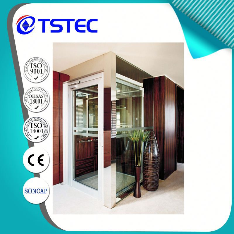 2017 new with CE cheap elevator 1 floor