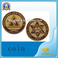 Custom Masonic Regalia Coin Masonic Royal Arch Coin