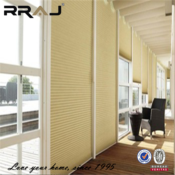 RRAJ 2017 cellular pleated blinds/shutter/Blades for windows