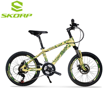 "20"" MTB New Model Children Bicycle Chinese 21 Speed Mountain Bike"