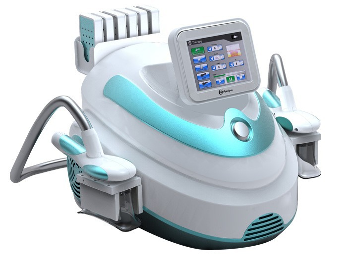 Henco Beauty 2014 100mw Diodes laser Cryolipolysis Slimming Machine for Body Contouring / Shape