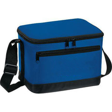 Outdoor children promotional wholesale insulated picnic cooler bag for 6 cans