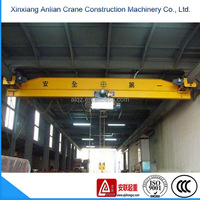 Metal Industry Lx model single beam overhead crane with best price
