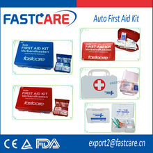 CE Approved Emergency Car First Aid Kit