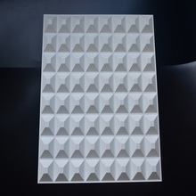 Resistant To Deformation Art 3D Decorative Wall Panels