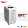 Three phase inverter price low frequency photovoltaic 3 phase on/off grid solar inverter 12kw