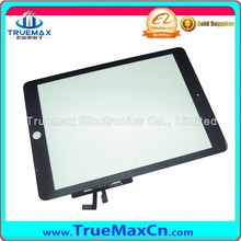 Black and white Touch screen digitizer replacement For iPad 5 Air