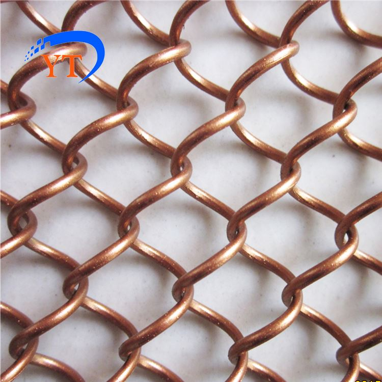 Unique modern style hanging chain link curtain(Manufacturers)