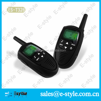 2014 alibaba ES-T328 hot selling 8-22 Channels walkie talkie specifications with Backlit LCD Screen