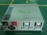 Grid Hybrid solar inverter build in MPPT controller