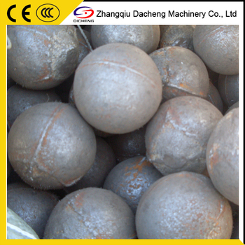Super High Chrome Cast Grinding Steel Ball For Cement