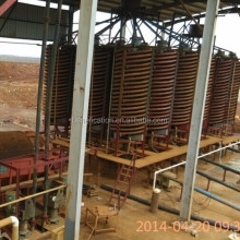 Advanced Technology Iron Ore Processing Machine Spiral Concentrator