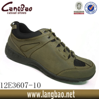 2014 new syle handmade leather shoes from china factory