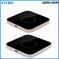 Manufacturers Wireless Charger QI Fast Wireless Charging Pad for Samsung Galaxy S8 S7 Note 5 S6 S6 Edge+