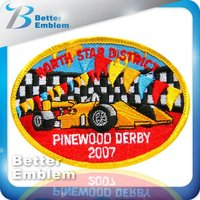 Clothing Decorations Racing Patches