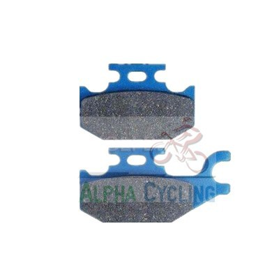 wholesale motorcycle disc brake pads AC102 for BENELLI- Caffe Nero 250; SUZUKI-UH 125/ LT-F 400/ LT-A 750/ LT-A 450 AC102