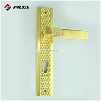 Mid-east Style gold color furniture hardware door handle