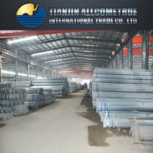 Manufactured Galvanized underground electrical conduit pipe
