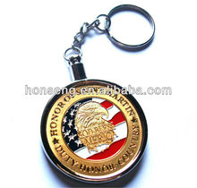 2013 Promotional Gifts Custom poker chips keychain