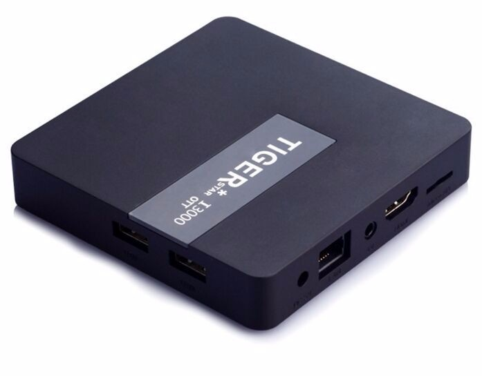 Android tv box Amlogic S805 Tiger I3000 OTT top box Smart TV BOX