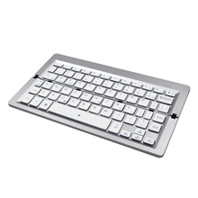 Manufaturer Wholesale OEM Multi-language Foldable Wireless Keyboard Universal for Smart Apple iPad Air 2