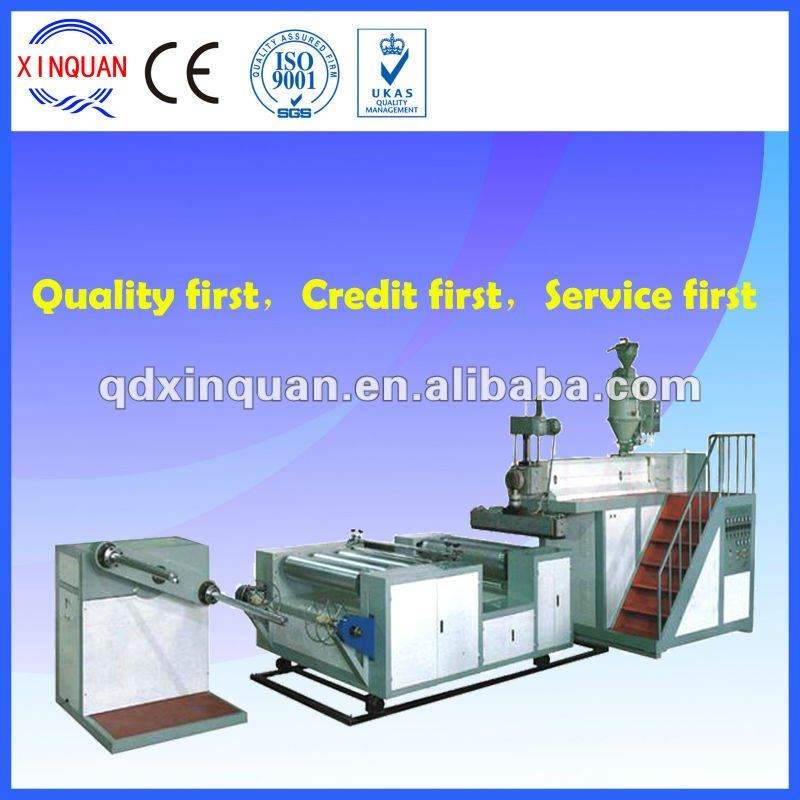 PE Single layer and multi-layer film making machine