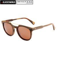 New design wood Sunglasses made in china UV400 sunglasses
