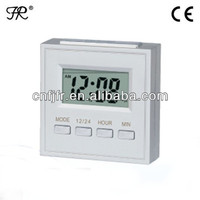 LCD Talking Alarm Clock Display
