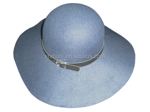 Newly hot sell women fashion felt dress hat