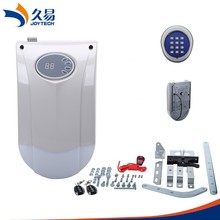 EASY LIFT AUTOMATIC BATTERY OPERATED GARAGE DOOR OPENER