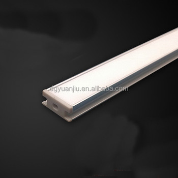 Low price YJ-1908 cabinet led light shell,cabinet led light shell,led aluminum extrusion housing