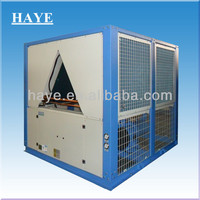 Air cooled air conditioner for dormitory building