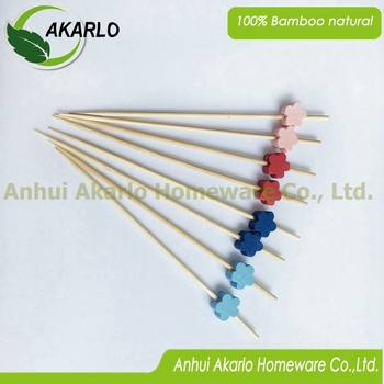 high quality disposable bamboo picks