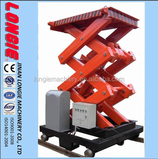LISJG4.0-2.0 Scissor hydraulic lift mechanism