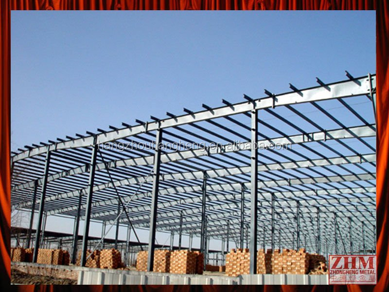 High Quality Factory Price modern steel structure residential building
