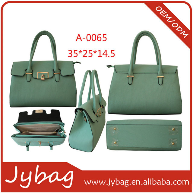 Newly hot sale lady handbag china