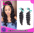 Unprocessed Full and Thick Brazilian Human Hair Extension For Black Women With factory price