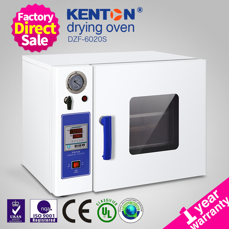 laboratory electrode thermostat mini vacuum oven industrial vacuum drying oven price