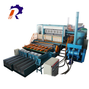 Fully automatic recycling wast paper egg tray making machine