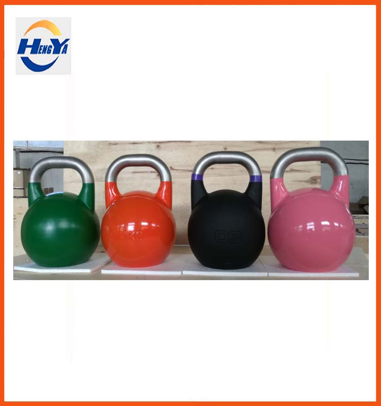 24KG Steel Competition Kettle Bell Set for Sale Offerred by Factory / Discount Gym Equipment