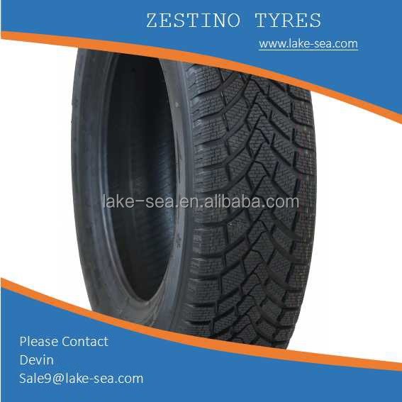 ZESTINO 195/60R15 88T run flat winter tires
