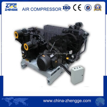 Wholesale & Factory Price ! Low Noise Belt 1.2 / 3.0 Piston High Pressure Air Compressor