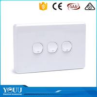 YOUU Wholesale China Factory 10A 250V 2016 New Design Electrical Switch