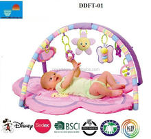 baby play mat/plush baby play mat/kids play mats