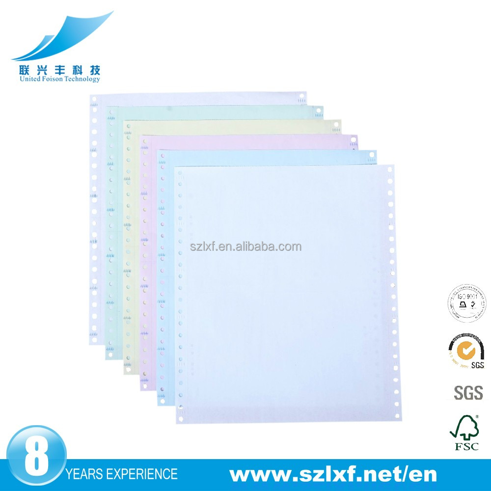 2016 latest on sale any ply disaperf computer paper in express delivery use