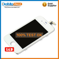 Wholesale foxconn mobile parts for iPhone 4S LCD display 100% Original LCD screen for iPhone 4S