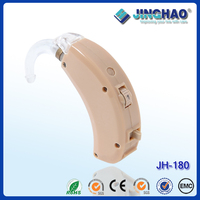 Make in China health care listening devices open fit battery sound hearing aids